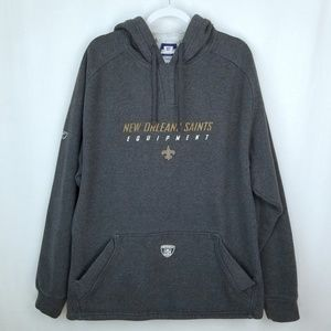 NFL Reebok Pullover Hoodie Size XL